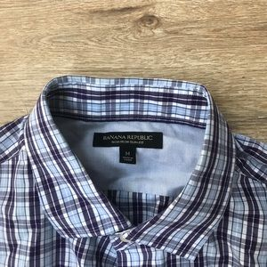 Banana Republic | Men's Medium Dress Shirt
